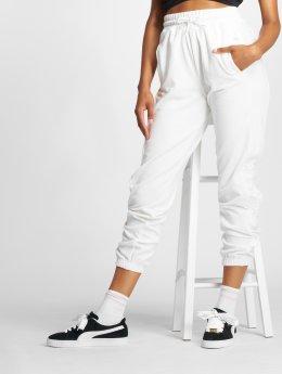 Grimey Wear Pantalone ginnico Hazy Sun bianco