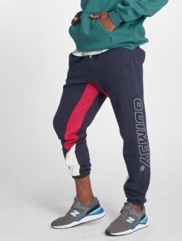 Grimey Wear Pantalone ginnico Hazy Sun blu