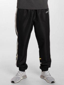 Grimey Wear Pantalone ginnico Mangusta V8 nero