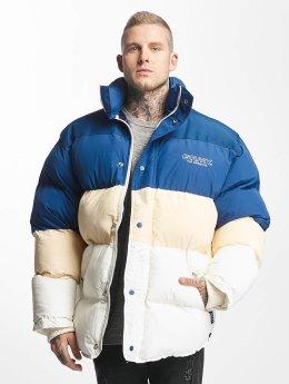 Grimey Wear Puffer Jacket Pamir Peaks Puffy blau