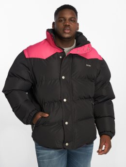 Grimey Wear Puffer Jacket Pantera V8 schwarz