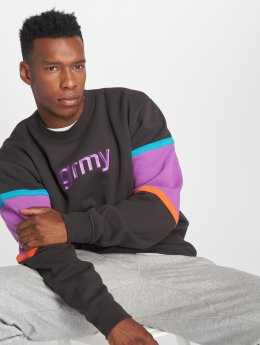 Grimey Wear Pullover Flamboyant black