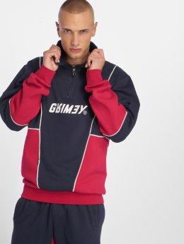 Grimey Wear Pullover Hazy Su blau