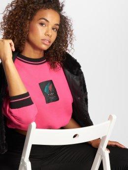 Grimey Wear Pullover NEmesis pink