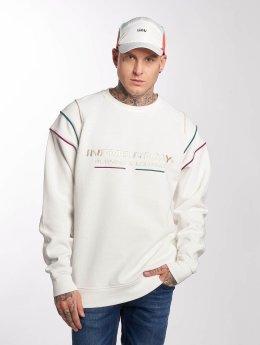 Grimey Wear Pullover Counterblow weiß