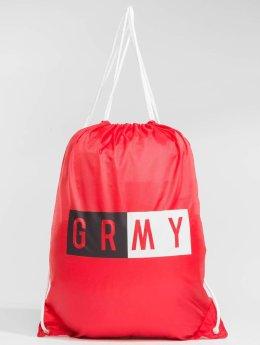Grimey Wear Sac à cordons Ash rouge