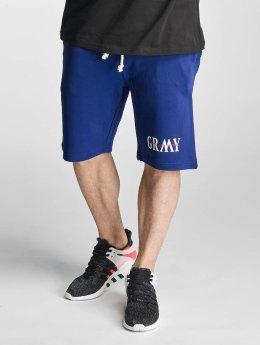 Grimey Wear Shorts Mist Blues blu