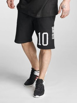 Grimey Wear Shorts X Years svart