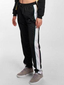 Grimey Wear Spodnie do joggingu Jade Lotus czarny