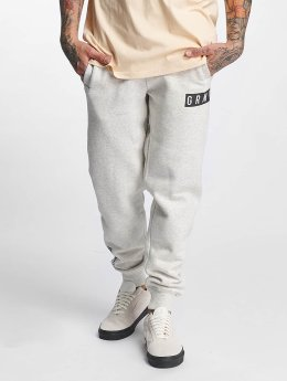 Grimey Wear Sweat Pant Overcome Gravity gray