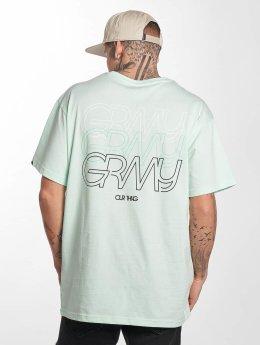 Grimey Wear t-shirt Mangusta V8 groen