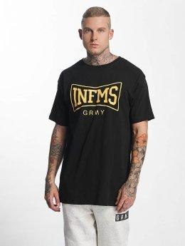 Grimey Wear | The Gatekeeper noir Homme T-Shirt