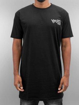 Grimey Wear T-Shirt Fire Eater Long schwarz