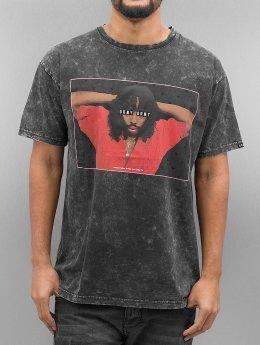 Grimey Wear T-Shirt Infamous Rick schwarz