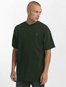 Grimey Wear T-shirt Heritage verde