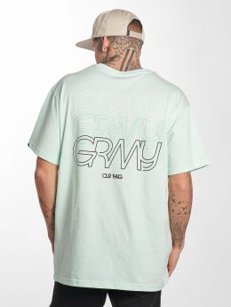 Grimey Wear T-Shirt Mangusta V8 vert