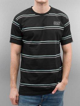 Grimey Wear t-shirt Rock Creek zwart