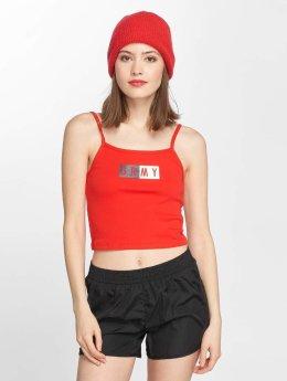 Grimey Wear Tops Ashe czerwony