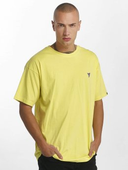 Grimey Wear Tričká Heritage žltá