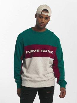 Grimey Wear trui Outerblow groen
