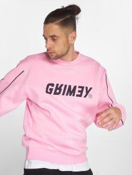 Grimey Wear trui Hazy Su pink