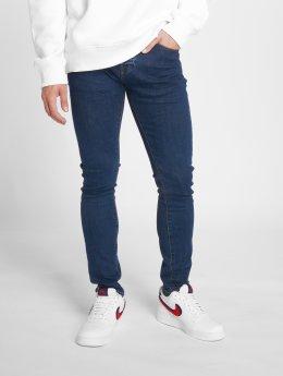 GRJ Denim Jeans ajustado Fashion azul