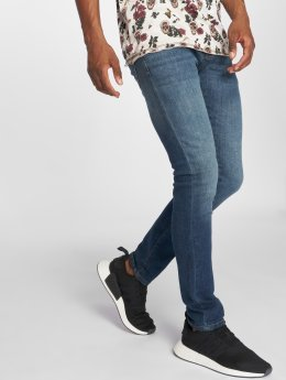 GRJ Denim Slim Fit Jeans Basic blå