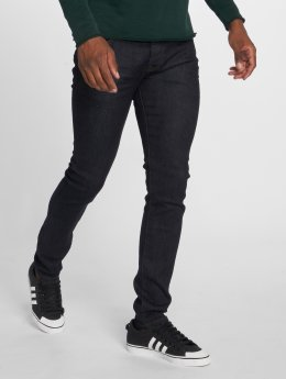 GRJ Denim Slim Fit Jeans Basic blau