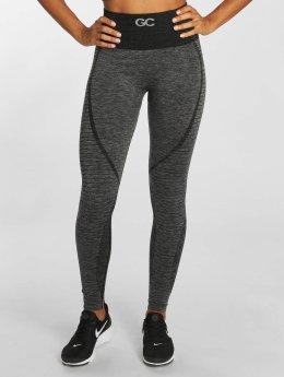 GymCodes Leggings Flex High-Waist grå