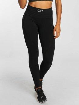 GymCodes Leggings Flex High-Waist svart