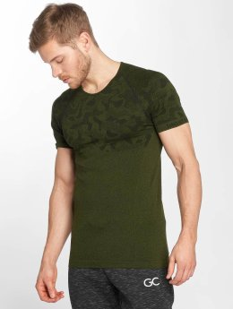 GymCodes Shirts de Sport Performance camouflage