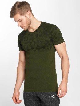 GymCodes T-shirt Performance kamouflage