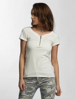Hailys Camiseta Pia blanco