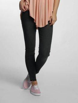 Hailys Skinny Jeans Nadja šedá
