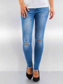 Hailys Frauen Skinny Jeans Ina in blau