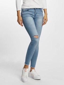 Hailys Skinny Jeans Ina modrý