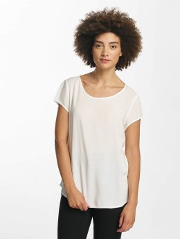 Hailys T-Shirty Doris bialy