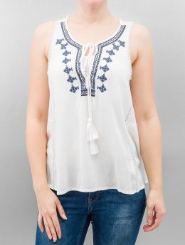 Hailys top Theresa blauw