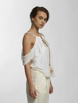 Hailys Top Biannia white