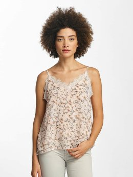 Hailys Topssans manche Yessi Camisole rose