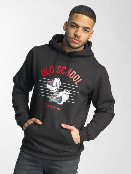 Hands of Gold Hoody Oldschool schwarz