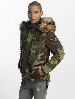 Hechbone Manteau hiver Toronto camouflage
