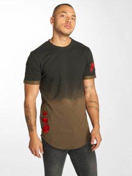 Hechbone T-paidat Roses khakiruskea