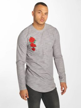 Hechbone T-Shirt manches longues Roses gris