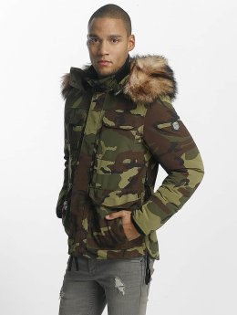 Hechbone Winterjacke Toronto camouflage