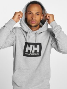Helly Hansen Hoodies Urban šedá