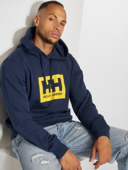 Helly Hansen Hoodies Urban blå
