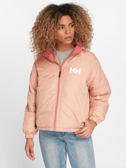 Helly Hansen Manteau hiver Urban Reversible rose