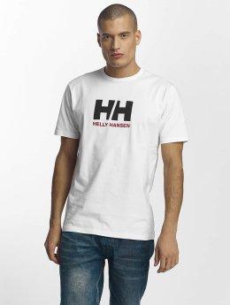 Helly Hansen T-paidat Logo valkoinen