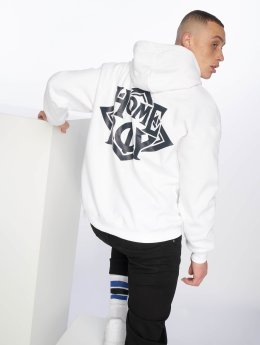 Homeboy Hoody The Bigger Homie Nappo Logo wit